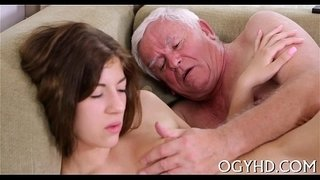 Old-guy-seduces-juvenile-babe