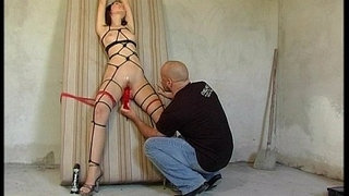 Crazy-Bondage-with-SPERM!!!