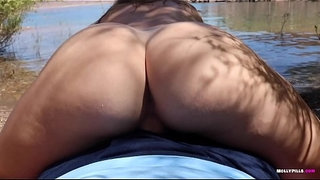 Losing-Anal-Virginity-at-Public-Beach-POV-Creampie---Molly-Pills---Busty-Young-Student-get-Ass-Fucked-after-Swimming-Naked-1080p-HD