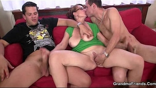 Two-guys-are-fucking-hot-mommy