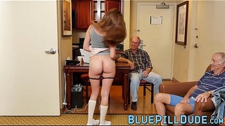 Young-slut-seduces-two-guy-and-receives-hardcore-dicking