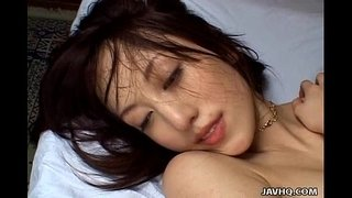 Cute-Arisa-Kanno-Hairy-Puss-Fuck-With-Cum-Swallow