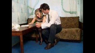 Dad-Fucked-his-Daughter-while-studying