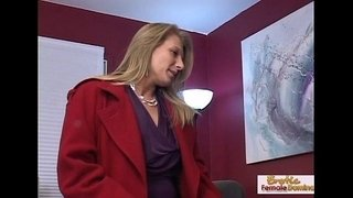 Cougar-makes-a-old-guy-forget-about-his-ex-girlfriend