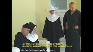 Sassy-blond-nun-takes-sexual-punishment-in-the-monastery