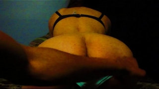 EBONY-LATINA-MILF-SO-FUCKING-SEXY-WET-DOGGY-PHAT-ASS-TAKES-BBC