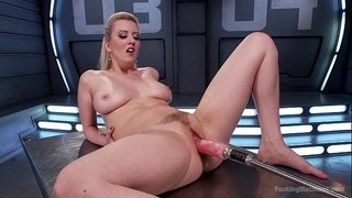 Busty-blonde-Cherry-Torn-having-fun-with-dildo-and-fucking-machine