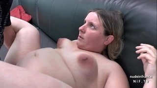 Casting-couch-of-a-fat-bbw-french-blonde-sodomized-and-jizzed-on-tits-by-her-bf
