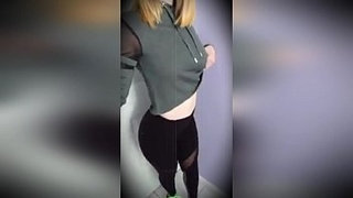 Pretty-Russian-18-year-old-girl-takes-off-her-clothes-on-mobile-phone-camera