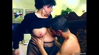 Sexy-granny-gets-fucked-in-restaurant