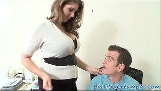 Busty-secretary-gives-perfect-titjob
