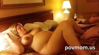Very-young-Pregnant-Wife-Great-Tits-Fucked-a-Stranger-for-wanna-be-mom-povmom.us