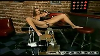 Venus--Hottie-Gets-Fucked-By-Machines-In-Pussy,-Ass,-And-Both-With-Squirt-Fuckingmachines-Robosex.av