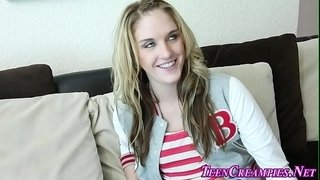 Small-titted-teen-cream