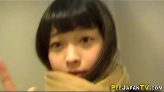 Cute-japanese-teen-pees