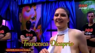 Francesca-Dicaprio-Pissed-on-and-fucked-hard---666Bukkake