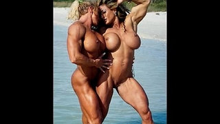 Sexy-Muscular-Girlfriends!