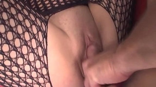 Horny-mom-fucking-in-a-crotchless-bodystocking