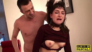 Real-british-sub-takes-a-load-down-her-throat