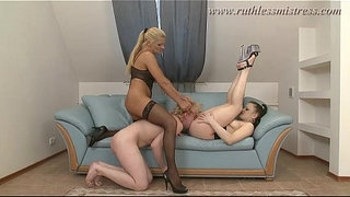 RuthlessMistress-femdom---High-heels-and-chains