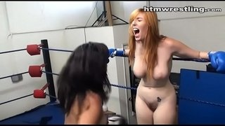 Nude-Boxing-Catfight-Porn-Girls-Strip