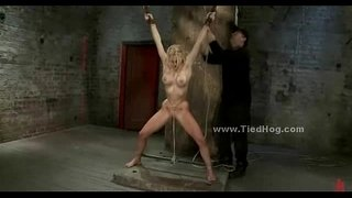 Sex-slave-tied-very-tight-gets-spanking-and-rough-fucking-in-bondage-fetish-sex