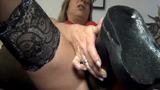 Gigantic-dildo-fuck-and-squirting-fisting-orgasms