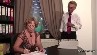 Grandma-in-Stockings-hard-fucked-by-Grandpa-with-Facial