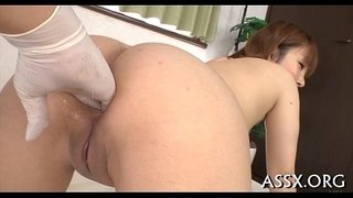 Banging-and-toying-oriental-babe's-anal