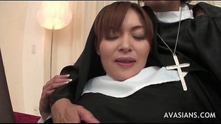 Beautiful-asian-nun-gets-gangbanged