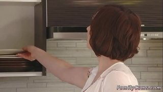 Stepmother-playfellow'-playmate's-daughter-anal-first-time-Auntie-To